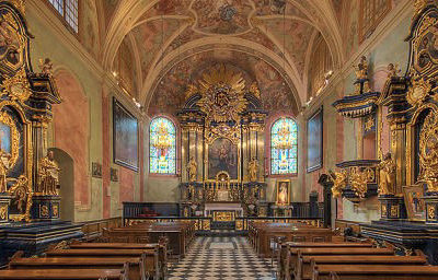 Zespół klasztorny O.O. Jezuitów w Krakowie